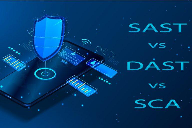 SAST vs DAST vs SCA